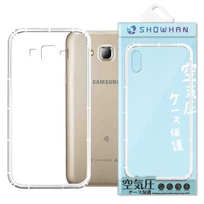 【SHOWHAN】 Samsung Galaxy J7 空壓手機殼