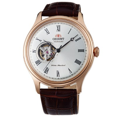 ORIENT 日本 東方錶 終極回歸 簍空機械錶(FAG00001S)-銀/40.2mm