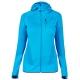 【Berghaus貝豪斯】女款POLARTEC銀離子保暖連帽外套H22F28-藍 product thumbnail 1