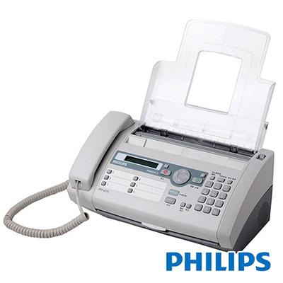 PHILIPS飛利浦 MAGIC 5 普通紙傳真機(PPF631S/PPF638S)