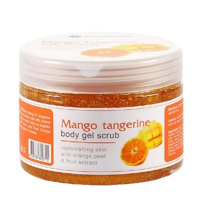 Bath & Bloom 芒果柑橘美體角質代謝霜 250ml