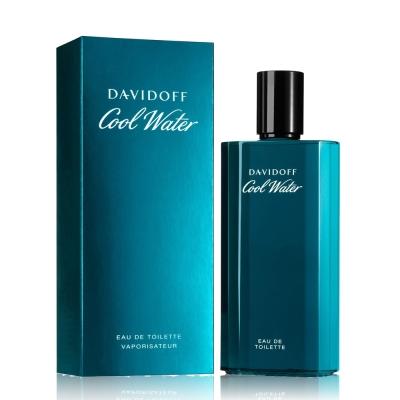 Davidoff大衛杜夫 Coolwater冷泉男性淡香水125ml