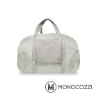 MONOCOZZI Lush Foldable Duffle Bag 折疊手提肩背包-卡其