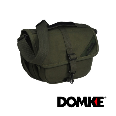 美國進口-DOMKE-F-10-休閒型側背包-墨綠