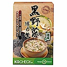 KGCHECK凱綺萃 KG黑野菜活力餐 海苔口味  6入組 (6包 x 6盒)