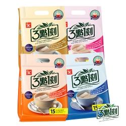 3點1刻 經典奶茶組合(15包x4袋)
