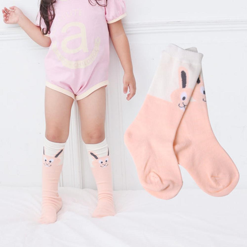baby童衣 兔子印花兒童長襪 54205
