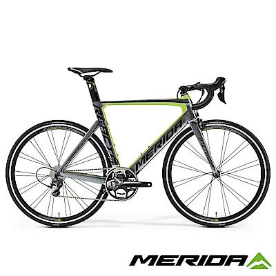 《MERIDA》美利達 低風阻跑車 銳克多 Reacto 5000 綠/灰