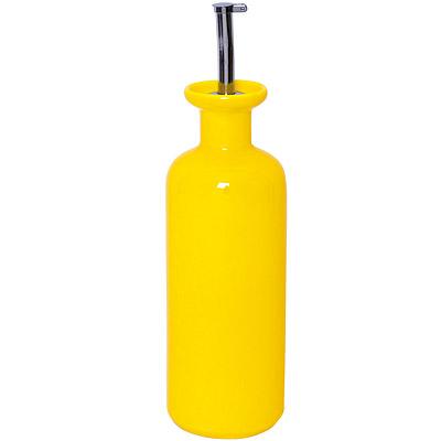 EXCELSA 陶製油醋瓶(黃335ml)
