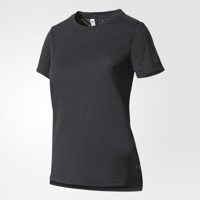 adidas CLIMACHILL 女 短袖上衣 B45814