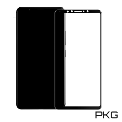 PKG OPPO R11S-Plus 保護貼-全滿版玻璃