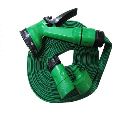 10公尺多功能高壓強力清洗水管(顏色隨機出貨)