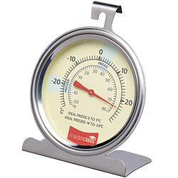 Master 指針冰箱溫度計