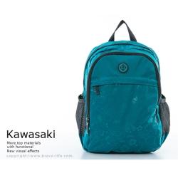 Kawasaki 超輕優質後背包 ~ 印花小背包系列