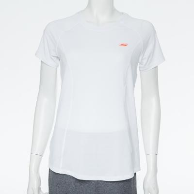 SKECHERS-女短袖衣-SS3WT16X051