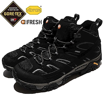 Merrell 越野鞋 Moab 2 MID GTX 男鞋