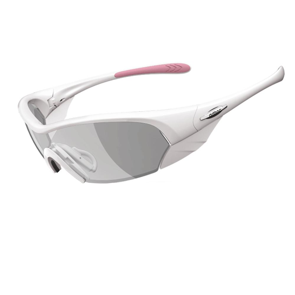 【ADHOC】運動太陽眼鏡-極速變色灰片-半框式DREAMER