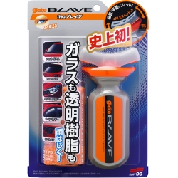 日本SOFT99免雨刷(曲面)-快