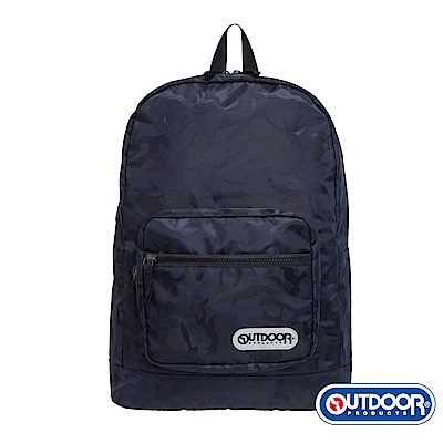 OUTDOOR-迷彩圖騰系列-後背包-藍迷彩-OD181151NY