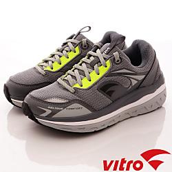 Vitro韓國專業運動品牌-頂級專業健走機能鞋-OC105灰綠(男)_0