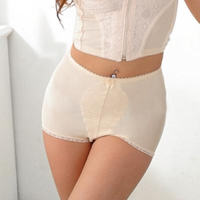 塑身褲基本款束褲-膚-艾芙洛