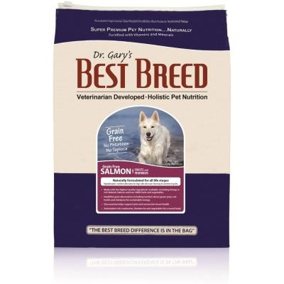 BEST BREED貝斯比 全齡犬《無榖鮭魚+蔬果》配方 1.8KG