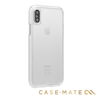 美國 Case-Mate iPhone X Tough Clear 強悍防摔保護...