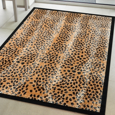 Ambience 比利時Luna 地毯-豹紋(160×225cm)