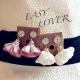 梨花HaNA 輕輕甜氛花瓣鑽石耳環 product thumbnail 1
