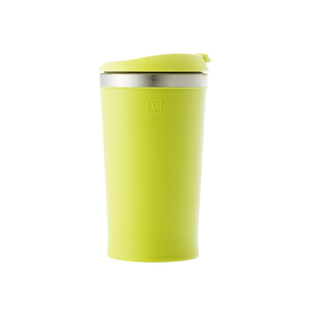 JVR 韓國原裝 MINI POP不鏽鋼迷你翻蓋隨行杯280ml-共3色