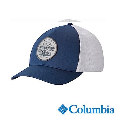 Columbia哥倫比亞 男女- 卡車帽 -藍色 ( UCU94890BL )