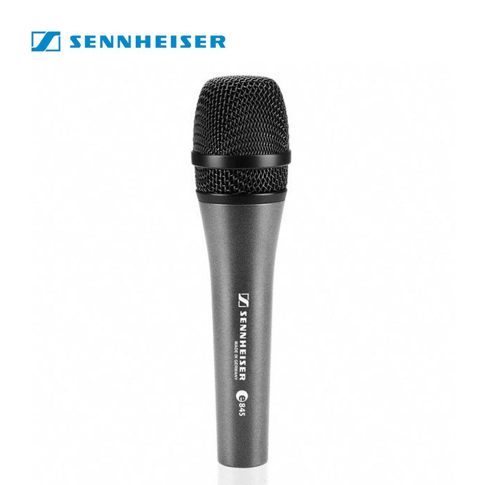 Sennheiser E845S 動圈超心型人聲麥克風