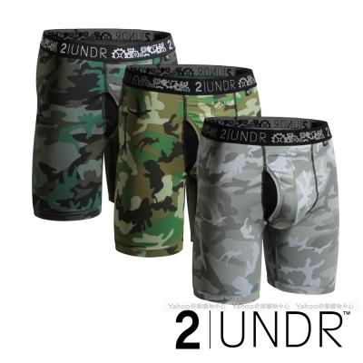 2UNDR Gear Shift 極限運動快乾內褲(9吋)-UDW