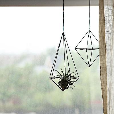 Dailylike 空間裝飾幾何掛飾-03鑽石M