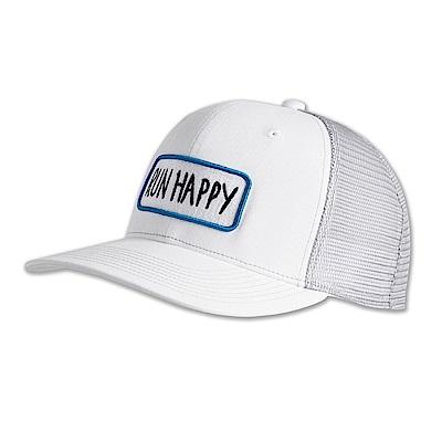 BROOKS 探索者卡車司機帽 白 (280394100)
