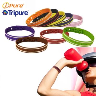 i-Pure 魅力巔峰能量手環-五段式調整(10色-2入)