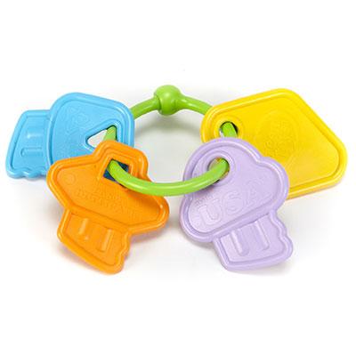 美國 Green toys 大門牙固齒器