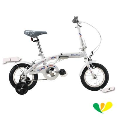 OYAMA歐亞馬 兒童折疊車12吋單速高碳鋼 JR200