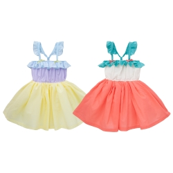 baby童衣 洋裝 露背休閒連衣裙 42154