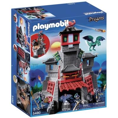 playmobil 龍城堡系列 秘密龍窟堡壘