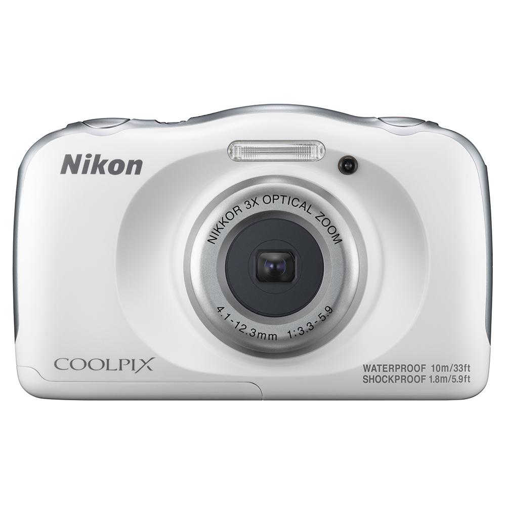 Nikon coolpix W100 防水數位相機 (公司貨)