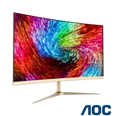 AOC C2789FH8 27型 VA曲面電競電腦螢幕