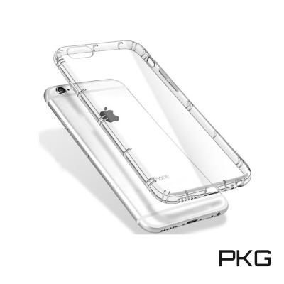 PKG APPLE IPHONE8 PLUS(5.5吋) 超透360空壓氣墊