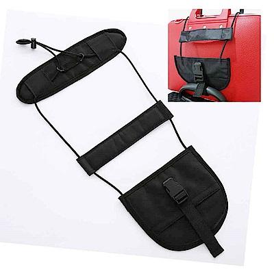 行李箱 旅行箱 拉桿打包固定帶 多用途彈力捆綁帶