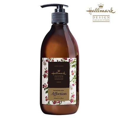 Hallmark合瑪克 感性香水身體精華乳液  500 ml