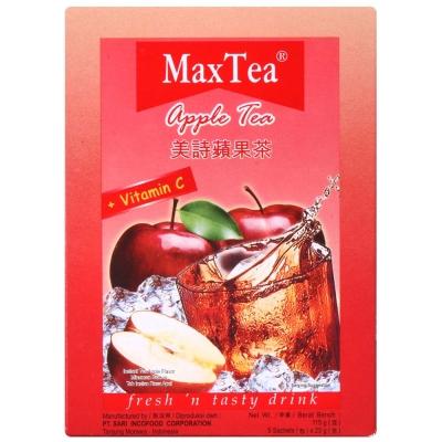 MAX TEA 美詩蘋果茶APPLE TEA(23gx5包)