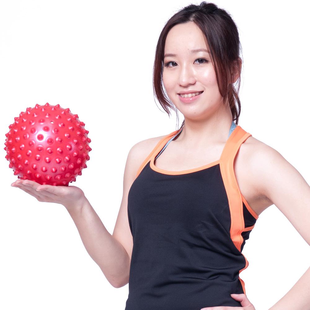 Fun Sport 舒力活抗力球(20cm顆粒)(2入)