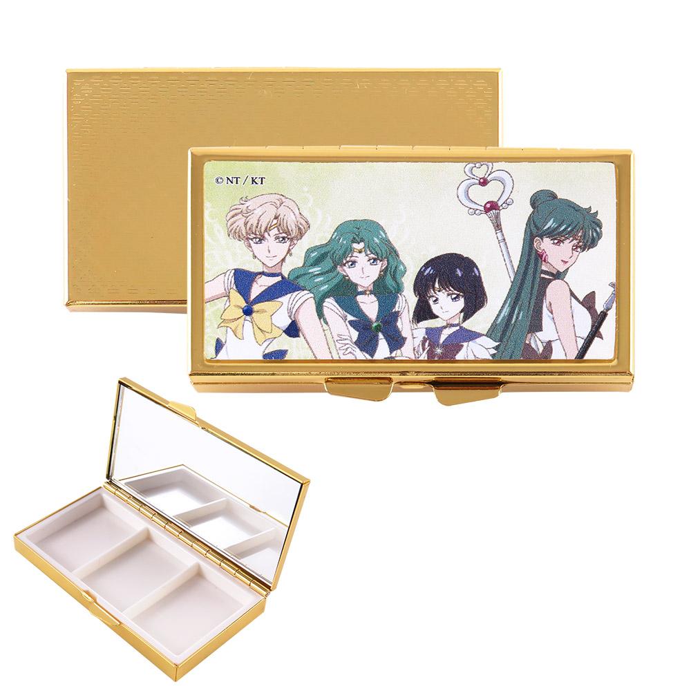 美少女戰士收納盒(附鏡子)_外部星