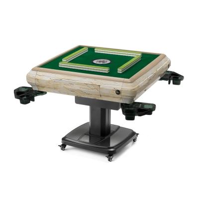 東方不敗電動麻將桌鉑晶三代-折疊底座-除濕熱風防潮