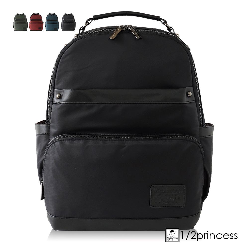 1/2princess高磅尼龍防潑水雙層可以裝很多的背包-4色[A2749] product image 1